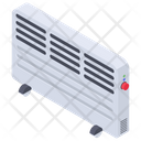 Electric Heater Icon
