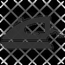 Electric Iron Iron Laundry Icon