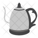 Electric Kettle Tea Kettle Kitchen Appliance Icon