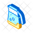 Electric Kettle Isometric Icon