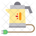 Electric Kettle Electric Equipment Icon