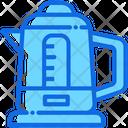 Teapot Kettle Water Icon