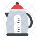 Electric Kettle Boiling Icon