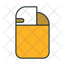 Electric Lighter Lighter Zippo Icon