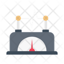 Electric Meter Measure Icon