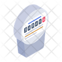 Electric Meter Electricity Meter Electricity Supply System Icon
