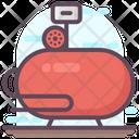 Electric Motor Electronics Motor Pump Icon