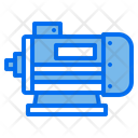Electric Equipment Motor Icon