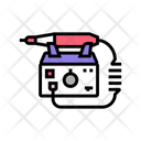 Electric Nail Drill Icon