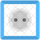 Socket Electric Outlet Icon