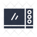 Electric Oven Bake Icon