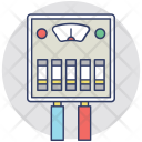 Electric Panel Control Icon