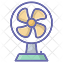 Electric Pedestal Fan Icon