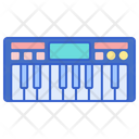 Electric Piano Piano Classical Icon