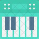 Electric Piano Icon