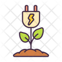 Electric Plant Icon