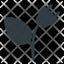 Electricity Plug Bio Icon