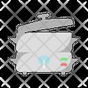 Electric Pot Icon