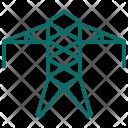 Transmission Pole Power Icon