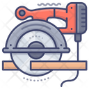 Electric Saw Icon