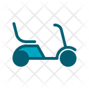 Electric Scooter Scooter Transportation Icon