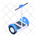Electric Scooter Electric Transport Electric Bike Icon