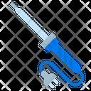 Electric Soldering Iron Icon