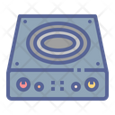 Electric stove Icon