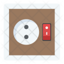 Electric switch Icon