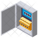 Electric Switchboard Icon