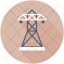 Power Mast Electric Icon