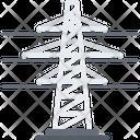 Power Line Post Icon