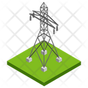 Electric Tower Electricity Tower Transmission Tower Icon