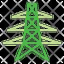 Pylon Electrical Enery Icon