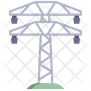 Electric Power Electric Energy Elecric Tower Icon