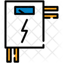 Electric Current Electricity Energy Icon