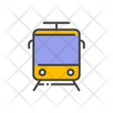 Electric Train Icon