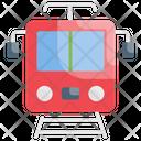 Electric Train Icon