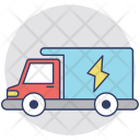 Electric Transport Icon