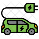 Ielectric Electric Vehicle Vehicle Icon