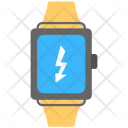 Electric Watch Smart Icon