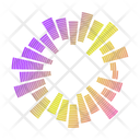 Electric Waves Icon