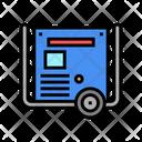 Electric Welding Machine Icon