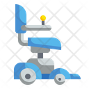 Electric Wheelchairs Icon