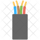Electric Wires Icon