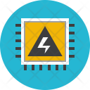 Electrical System Warning Icon