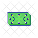 Electrical Computer Parts Icon