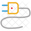 Electrical cord Icon