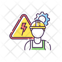 Electrical Engineer Icon