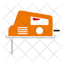 Electrical Jig Saw Icon